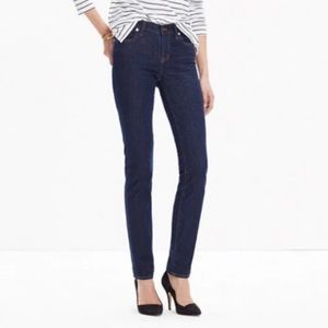 Madewell Alley Straight Jeans